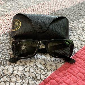 Black Ray Ban Sunglasses